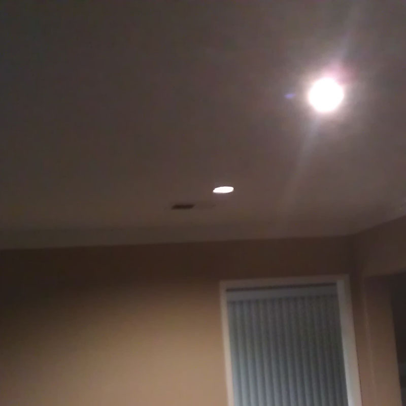 Retrofit Recessed Lighting Installation without Attic Access